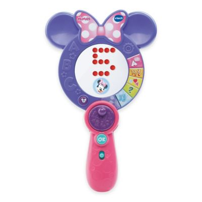 V-Tech® Disney® Minnie Light and Learn Mirror