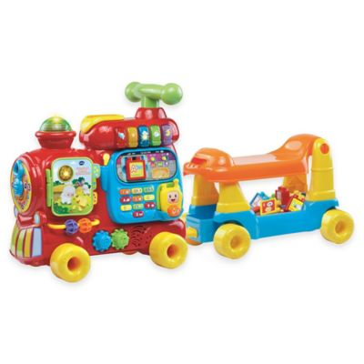 V-Tech® Sit-to-Stand Ultimate Alphabet Train