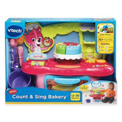 V-Tech® Count and Sing Bakery