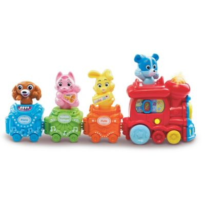 V-Tech® Connect and Sing Animal Train