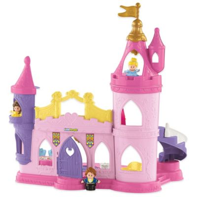 Fisher-Price® Little People® Disney® Princess Musical Dancing Palace