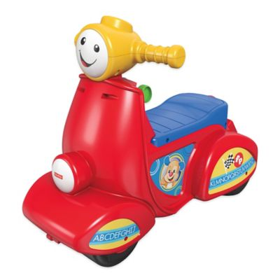 Fisher-Price® Laugh and Learn™ Smart Stages™ Scooter