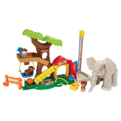 Fisher-Price® Little People® Big Animal Zoo