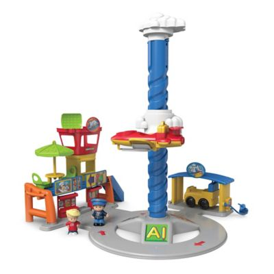 Fisher-Price® Little People® Spinnin' Sounds Airport