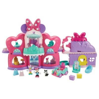 Fisher-Price® Disney® Fabulous Minnie Mall