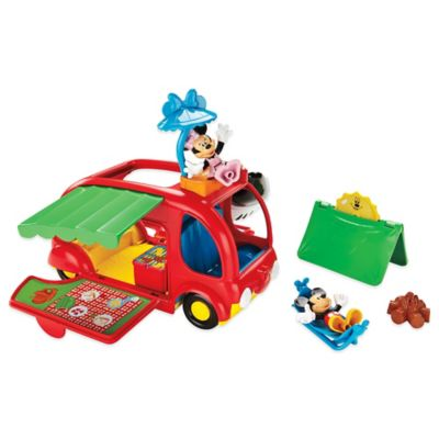 Fisher-Price® Disney® Mickey Mouse Cruisin' Camper