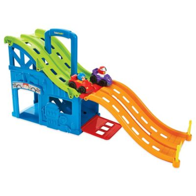Fisher-Price® Wheelies™ Race and Chase™ Carrier