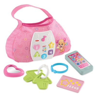 Fisher-Price® Laugh and Learn™ Sis Smart Stages™ Purse