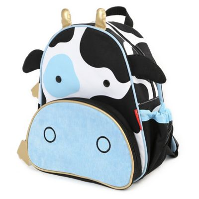 SKIP*HOP® Zoo Packs Little Kid Cow Backpack