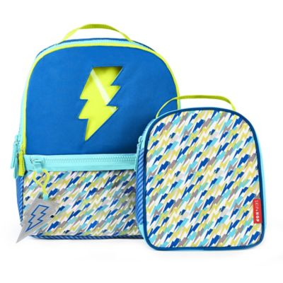 SKIP*HOP® Forget Me Not Lightning Backpack and Lunch Bag
