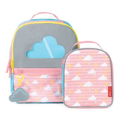 SKIP*HOP® Forget Me Not Cloud Backpack and Lunch Bag