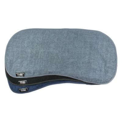 Bumkins® Nixi 3-Pack Waterproof Rayon Muslin Burp Cloths