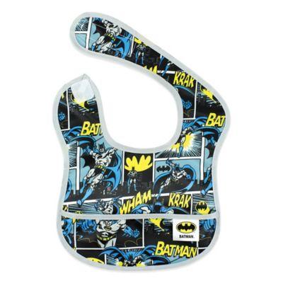 Bumkins® DC Comics™ Batman Starter Bib