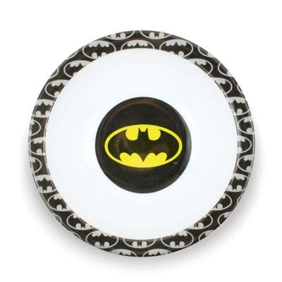 Bumkins® DC Comics Batman Melamine Bowl