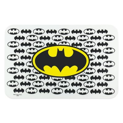 Bumkins® DC Comics Reusable Silicone Batman Placemat