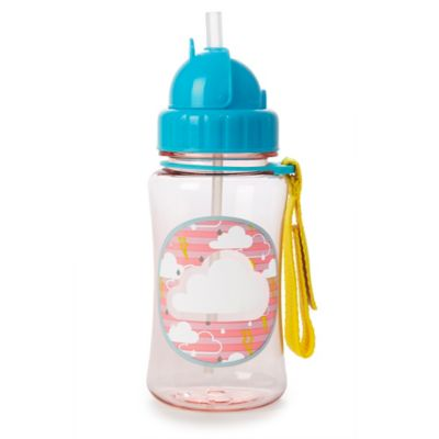 SKIP*HOP® Forget Me Not Cloud Straw Bottle