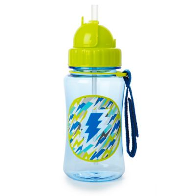 SKIP*HOP® Forget Me Not Lightning Straw Bottle