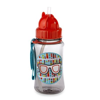 SKIP*HOP® Forget Me Not Specs Straw Bottle