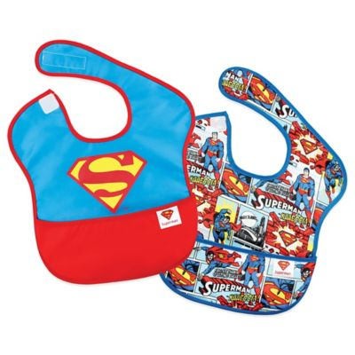 DC Comics 2-Pack Superman Logo/Comic SuperBib®