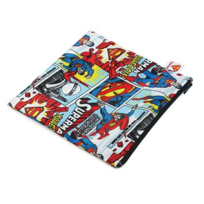 Bumkins® DC Comics Large Reusable Snack Bag in Superman