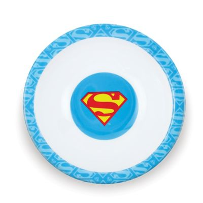 Bumkins® DC Comics™ Superman Melamine Bowl