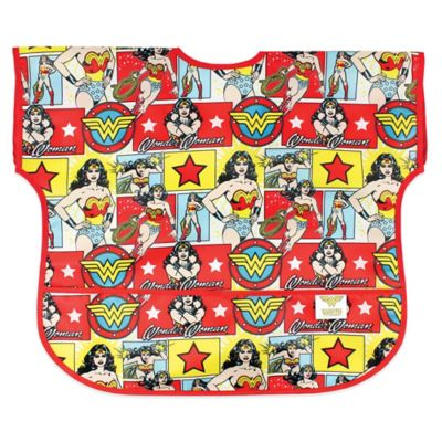 Bumkins® DC Comics™ Wonder Woman Junior Bib