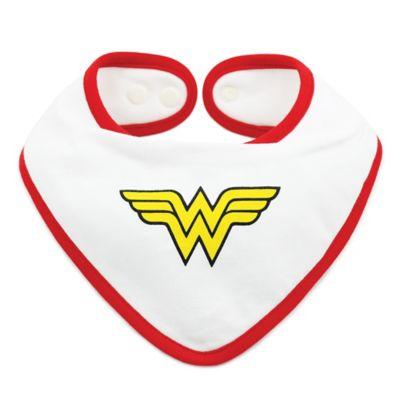 Bumkins® DC Comics™ Wonder Woman Bandana Bib