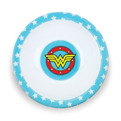 Bumkins® DC Comics Wonder Woman Melamine Bowl