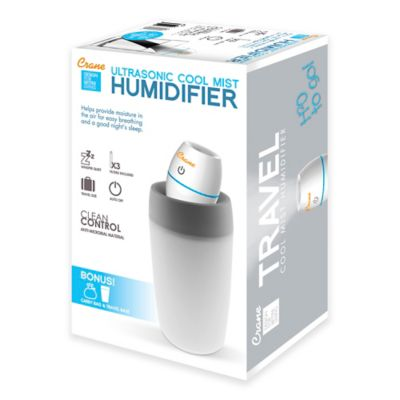 CRANE Travel Humidifier