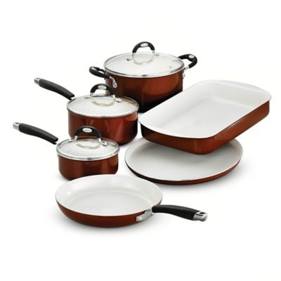 Metallic Cookware