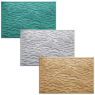 Weather Guard™ 2-Foot x 3-Foot Porpoise Mat in Beige