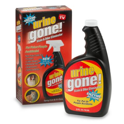 Urine Gone 24-Ounce Stain and Odor Eliminator Refill