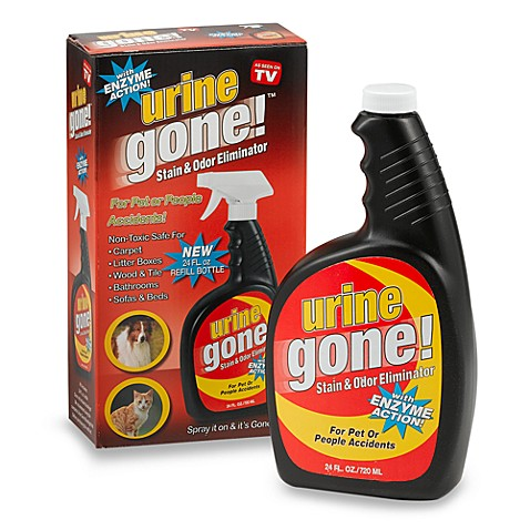 Urine Gone 24 oz. Stain and Odor Eliminator