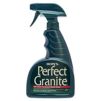 Hope's Perfect 22-Ounce Granite Cleaning Spray