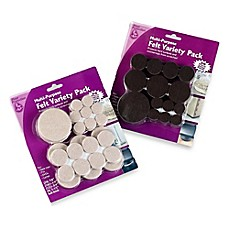 Heavy Duty 56-Piece Felt Pads