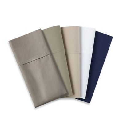 Kenneth Cole Reaction Home Garment Wash Queen Sheet Set in Taupe