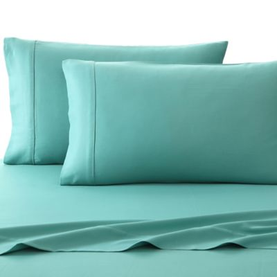 Turquoise Sheets Twin