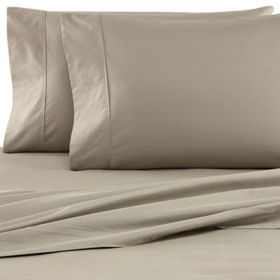 Olive Fitted Sheets