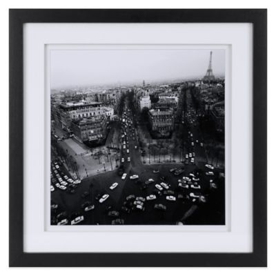 Ink + Ivy Paul Almasy View de Triumphe Framed Art