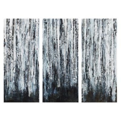 Birch Forest Wall Art (Set of 3)