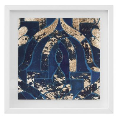 Devon Ross Byzantine Nights I Frame Graphic Wall Art