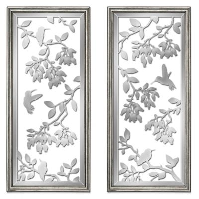 HeadWest Hummingbird Mirror Panels (Set of 2)