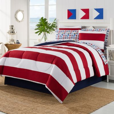 Nautical Twin Comforter