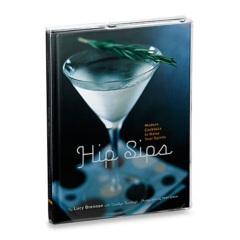 Buy hip sips book from bed bath beyond for Where to buy sips