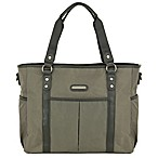 image of timi & leslie® Classic Tote Diaper Bag in London Graphite