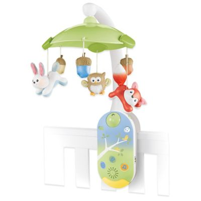 Fisher-Price® Smart Connect Multicolor Projection Mobile