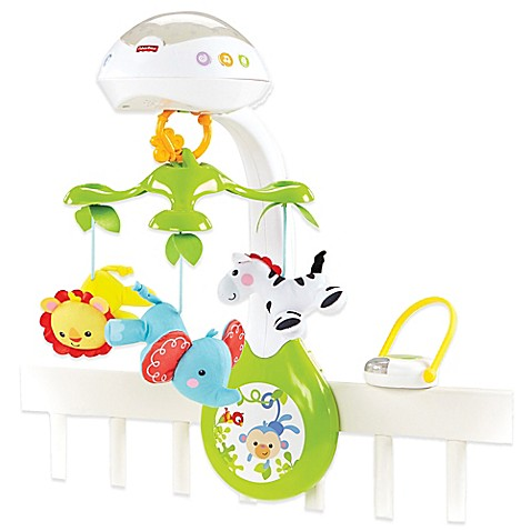 mobiles fisher price 3 in 1 rainforest friends deluxe. Black Bedroom Furniture Sets. Home Design Ideas