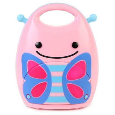SKIP*HOP® Zoo Take-Along Butterfly Nightlight