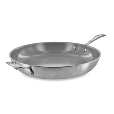 Metallic Nonstick Stainless Cookware