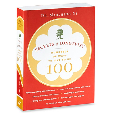 Secrets of Longevity Book
